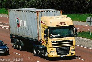 Truck Photo: DEBEN TRANSPORT - DAF XF  AY11 EVJ  Road Haulage FELIXSTOWE SUFFOLK