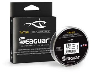 Seaguar 20TS200 Tatsu 100% Fluorocarbon Main Line 20lb 200yd