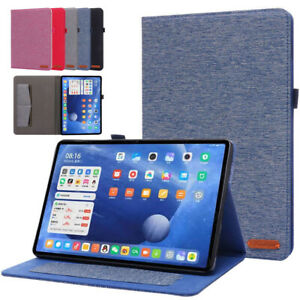 For Xiaomi Mi Pad 5 / Mi Pad 5 Pro Smart PU Leather Stand Case Flip Cover Wallet