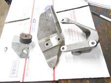 1999 ARCTIC CAT ZR 500 motor parts: LOT of MOTOR MOUNT PLATES