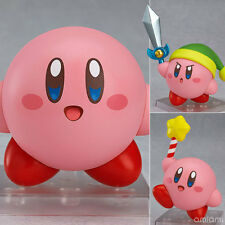 "New Popopo Kirby 4""/10cm PVC Figure Anime Toy Gift Nendoroid #544 In Box"