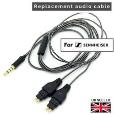 Replacement Audio Cable for Sennheiser HD480 HD490 HD520 HD530 HD540 HD560 II