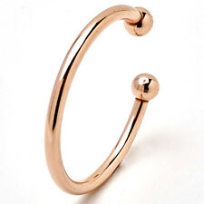 Copper Magnetic Torque Bangle 55mm