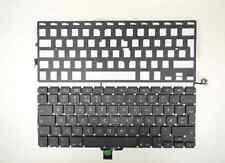 "Norwegian Keyboard&Backlit for MacBook Pro 13"" A1278 2009 2010 2011 2012 Unibody"