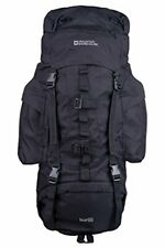 Mountain Warehouse Tor 65l Rucksack Black One Size 5052776027236