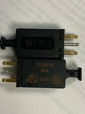 Circa Telecom Ct3b1e Gas Tube Surge Protection Modules Lot Of 20
