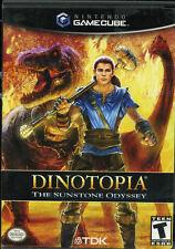 Dinotopia: The Sunstone Odyssey NGC New GameCube