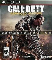 Call of Duty: Advanced Warfare - Day Zero Edition - Sony PlayStation 3 PS3