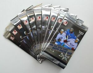 2012-13 Sereal KHL All-Star 10 Packs (5 cards per pack) CONTAINS ONLY BASE CARDS