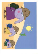 PANINI Peppa Pig Wutz tout ce que j/'aime 25 pochettes//125 stickers