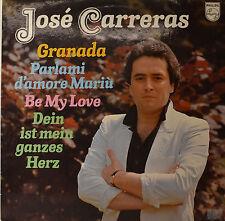 "ROBERTO BENZI - JOSE CARRERAS  12""  LP (P30)"