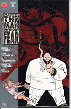 DAREDEVIL THE MAN WITHOUT FEAR N°4 Albo In Americano ed. MARVEL COMICS
