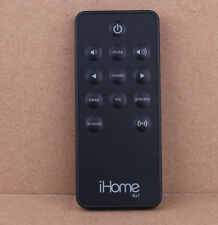 Original remote control for IHOME RX1 ID83 IP90 IP49 IP87