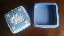 Wedgwood Jasperware Trinket Box