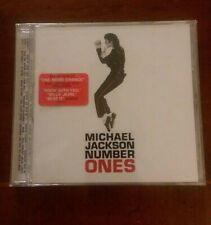 """Michael Jackson """"Number Ones"""" 2003 Epic CD Brand New Sealed"""