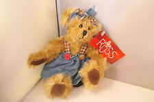 Adorable Russ Berrie Bears From the Past Winifred Teddy Bear