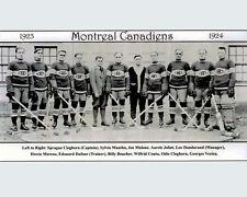 Montreal Canadiens 1923-24 Championship Team Photo