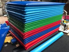 Bouncy Castle Crash Mats Fast Delivery Any Colour 610gm Pvc 5ft x 3ft