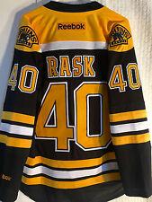 Reebok Premier NHL Jersey Boston Bruins Tuuka Rask Black sz S