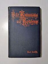 1893 Weder Kommunismus noch Kapitalismus (Neither Communism nor Capitalism)