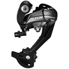 Shimano Altus 9 Speed Rear Bicycle Gear Mech Derailleur BLACK