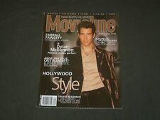 2000 SEPTEMBER MOVIELINE MAGAZINE - DYLAN MCDERMOTT COVER - B 1187