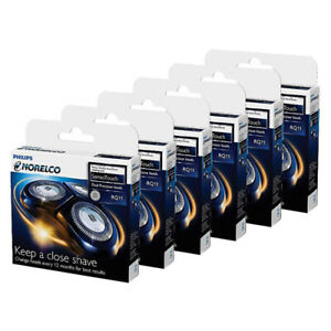Philips Norelco RQ11 SensoTouch with Dual Precision Shaving Heads 6 Pack