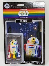 Star Wars Droid Depot R2-D2 Style R2-RN8W Figure Disney Rainbow Collection