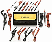 Fluke TL81A Deluxe Electronic Test Lead Set