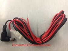 Radio Shack GRE Whistler Scanner DC Vehicle Power Cable Cord Plug PRO197 PSR600