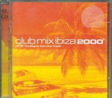 Club Mix Ibiza 2000 - Basement Jaxx/Moloko/Fragma/Atb 2X Cd Ottimo