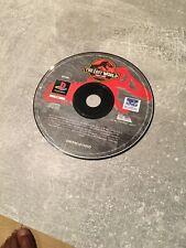 The Lost World: Jurassic Park (Sony PlayStation 1, 1997) - European Version