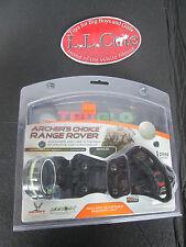 "Truglo Archer's Choice Range Rover 1 pin compound bow sight black .019"""