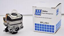 GENUINE OEM  Walbro WYL-218-1 Carburetor for Makita Blower WYL-218 WYL218