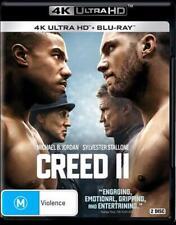 Creed II (Blu-ray, 2019, 2-Disc Set)