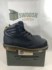 Dr. Martens Hynine EH Steel Toe Rigger Industrial Work Boots Sz 13 ASTM F2413-11