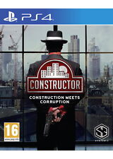 Constructor (PS4) BRAND NEW SEALED PLAYSTATION 4