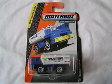 MATCHBOX   MADE IN THAILAND WATER TANKER