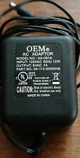 OEM AC ADAPTOR MODEL NO. OEM AA-091A AC Power Supply Charger Adapter