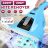 400W Anti-Mite Anti-Dust Handheld Vacuum Cleaner UV/Allergen Sanitizing   U