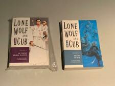 Lone Wolf And Cub Manga  volumes 23 & 24 Dark Horse comics Frank Miller Covers