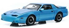 1989 Pontiac Trans Am  BLUE 1:18 12933