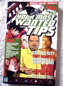 75019 Games Master - Book 20 Your Most Wanted Tips Xmas Special Magazine 2002