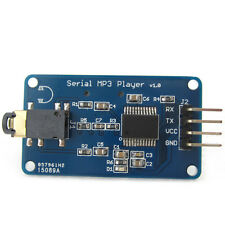 New UART Control Serial MP3 Music Player Module for Arduino / AVR / ARM / PIC