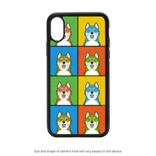 Canadian Eskimo Dog Case for iPhone 12 Se 11 X Xr Xs Pro Max 8 7 Galaxy S20 S10