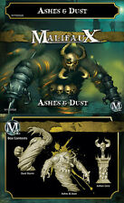 Malifaux Outcast Ashes & Dust box plastic Wyrd miniatures 32 mm new