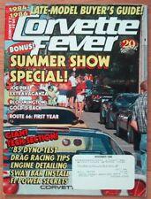CORVETTE FEVER 1998 NOV - LESTER-COSTIN, RED L-71