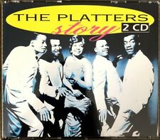 The Platters - Story - Double CD