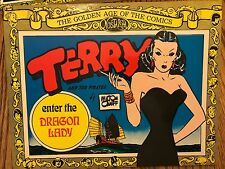 1975 Golden Age of Comics TERRY And The Pirates Milton Caniff