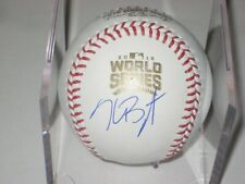 KRIS BRYANT (Cubs) Signed Official 2016 WORLD SERIES Baseball -MLB Authenticated
